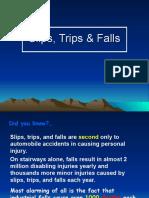 Slide-06 Slips, Trips & Falls