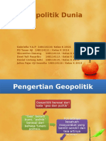 PKn Geopolitik