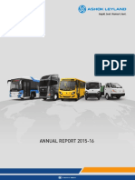 Ashok Leyland Annual Report 2015-16