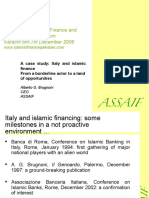 AlHuda CIBE - International Islamic Finance by Alberto