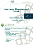 AlHuda CIBE - REITs by Mian Mohammed Nazir