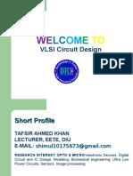 Intro - Vlsi Circuit Design