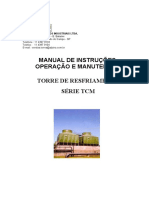 Manual de Manutenção Torre Alpina