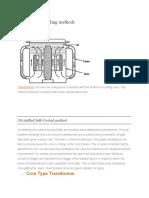 Transformer Cooling Method1