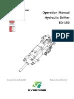 Ed150 Eng Drifter Rev002-凿岩机