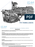 944 Type Training Logbook