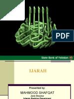 AlHuda CIBE - Ijara by Mehmood Shafqat