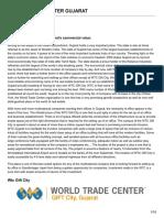 World Trade Center Gujarat Call 9958959555