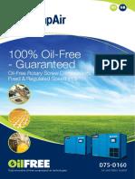 Comp Air Compressor D Series Catalog