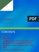 TQM Planning