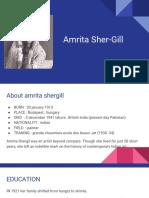 Amrita Sher Gill