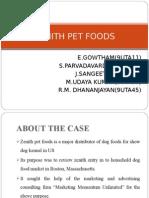 Zenith Pet Foods