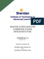 Sheridan Infrastructure Guidelines v5 Sept2013