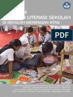 Panduan Gerakan Literasi Sekolah Di SMA
