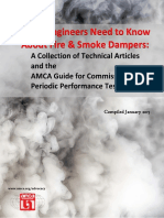 What Engineers Need to Know About Fire & Smoke Dampers