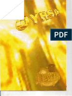 OYRSA Kit Conversion Brochure