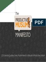 ProductiveMuslim