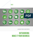 MarketPoint Whitepaper - Outsourcing 2015 October