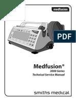 Medfusion 3500 Technical Manual