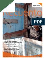 Boletín Recuento, Agosto 2014