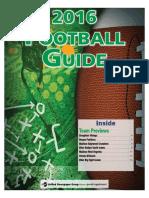 2016 Football Guide