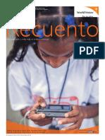 Boletín Recuento, Septiembre 2014