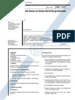 15.NB 1347 - base de brita graduada.pdf