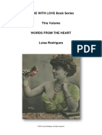 MADE WITH LOVE Book Series WORDS FROM THE HEART Second Revision