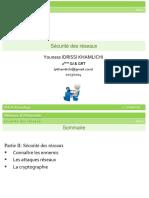 1 - Réseaux Et Protocoles-Sécurité-partie 1 v2