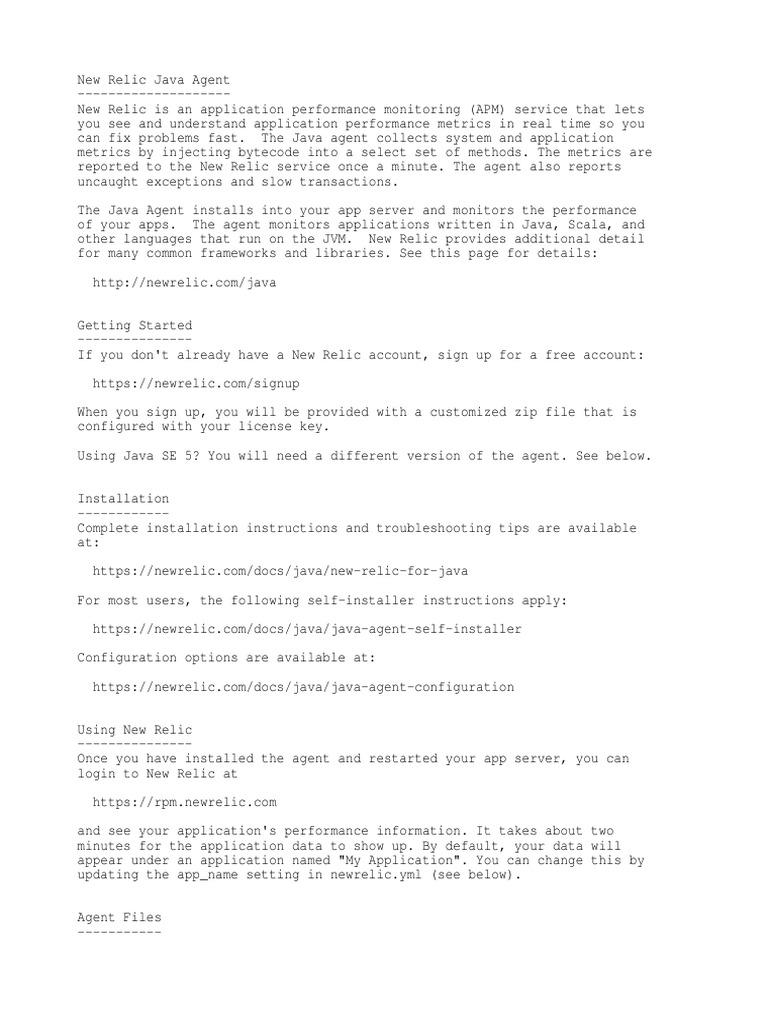 README txt | Java Virtual Machine | Java (Programming Language)