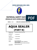 2 MSDS AquaSealer PartB Billingual
