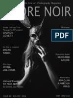 Adore Noir - August 2016