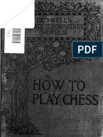 How To Play Chess 1907