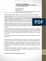 Naskah Doa Pembukaan Focus Group Discussion Pembangunan Keamanan Jaringan Arsip Nasional Republik Indonesia