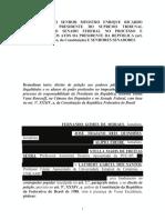 322062605 Fernando Morais Peticao Publica Contra o Impeachment