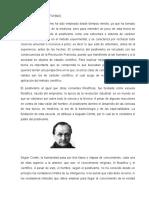 Medicina Del Positivismo Trabajo de Feliciano