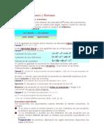 3º Parte Ecuaciones y Sistemas