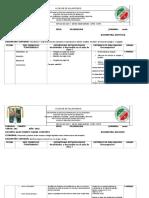 Formato Plan Aula 2015 Cuarto Periodo