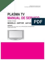 Lg Rf052c Chassis 60py2r Plasma Tv Sm