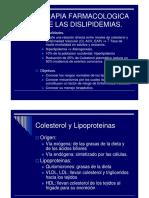 Tratamiento Dislipidemias