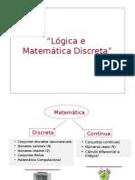 LMD Apresentacao Logica e MD