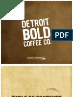 Detroit Bold Book