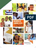 Reporte Anual 2015 / Annual Report 2015
