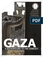 Gaza - A Background to the Conflict (IPSC, 2010)