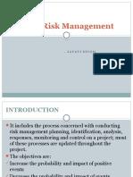 risk mgnt