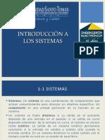 Introducción a Los Sistemas