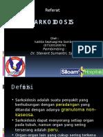 Referat Sarkoidosis