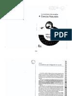 La Aventura de Enseñas Cs. Naturales - CAP 2 - La Enseñanza Por Indagacion de La Accion