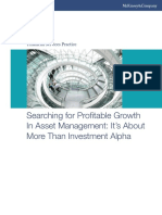 Searching for Profitable Growth in Asset Management