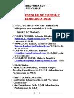 FERIA ESCOLAR DE CIENCIA Y TECNOLOGIA 2016 2016.docx